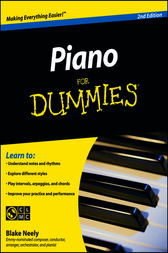 Piano For Dummies by Blake Neely