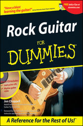 Rock Guitar For Dummies by Jon Chappell
