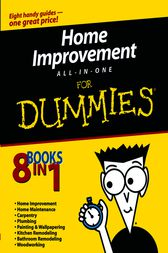 Home Improvement All-in-One For Dummies by Roy Barnhart