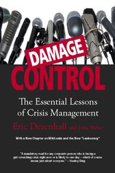 Damage Control (Revised & Updated) by Eric Dezenhall