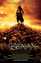 Conan the Barbarian by Michael A. Stackpole