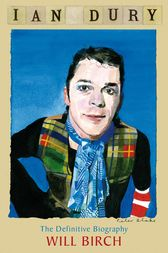 Ian Dury by Will Birch