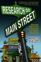 Research on Main Street by Marcy Phelps