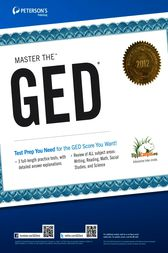 Master the GED: Practice Test 3 by Peterson's