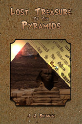 EgyptQuest - The Lost Treasure of The Pyramids by Herbie Brennan