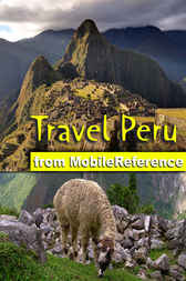 Travel Peru by MobileReference