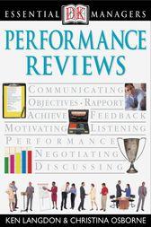 DK Essential Managers: Performance Reviews: DK Publishing