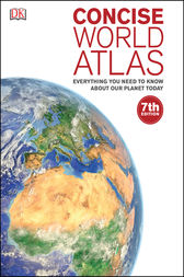 Concise World Atlas by DK