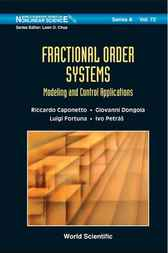 Fractional Order Systems by Riccardo Caponetto
