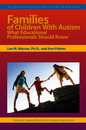 Families of Children With Autism by Kristen R. Stephens