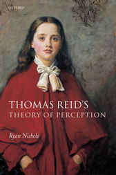 Thomas Reid's Theory of Perception by Ryan Nichols