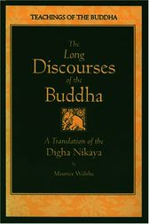 The Long Discourses of the Buddha by Maurice Walshe