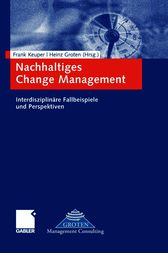 Nachhaltiges Change Management by Frank Keuper