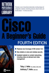 Cisco: A Beginner's Guide, Fourth Edition by Toby Velte
