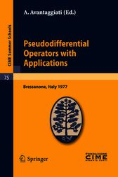 Pseudodifferential Operators with Applications by A. Avantaggiati