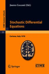 Stochastic Differential Equations by Jaures Cecconi