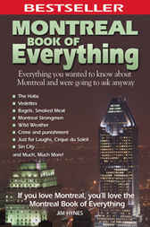 Montreal Book of Everything by Jim Hynes