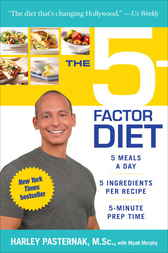 The 5-Factor Diet by Harley Pasternak
