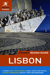 Pocket Rough Guide Lisbon by Matthew Hancock