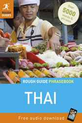 Rough Guide Phrasebook: Thai by Rough Guides