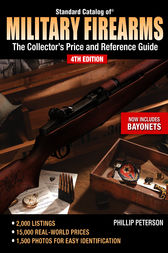 Standard Catalog of Military Firearms by Phillip Peterson