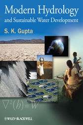 Modern Hydrology and Sustainable Water Development by S. K. Gupta