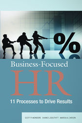 Business-Focused HR by Scott P. Mondore