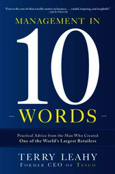 Management in Ten Words by Terry Leahy