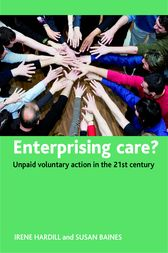 Enterprising care? by Irene Hardill