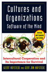 Cultures and Organizations: Software for the Mind by Geert Hofstede