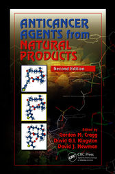 Anticancer Agents from Natural Products, Second Edition by Gordon M. Cragg