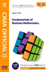 CIMA Official Exam Practice Kit  Fundamentals of Business Maths by Jo Avis