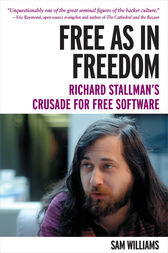 Free as in Freedom [Paperback] by Sam Williams