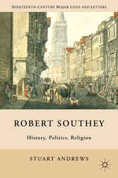 Robert Southey by Stuart Andrews