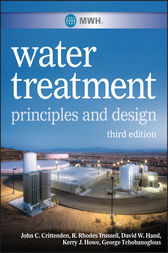 MWH's Water Treatment by John C. Crittenden