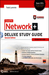 CompTIA Network+ Deluxe Study Guide Recommended Courseware by Todd Lammle