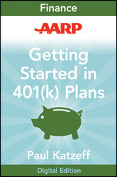 AARP Getting Started in Rebuilding Your 401(k) Account by Paul Katzeff