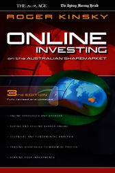 Online Investing on the Australian Sharemarket by Roger Kinsky
