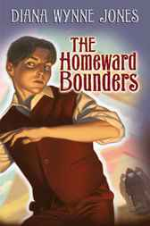 The Homeward Bounders by Diana Wynne Jones