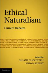 Ethical Naturalism by Susana Nuccetelli
