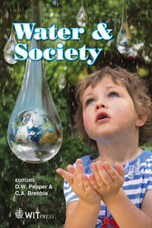 Water and Society by D. W. Pepper