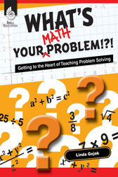 What's Your Math Problem? by Laney Sammons