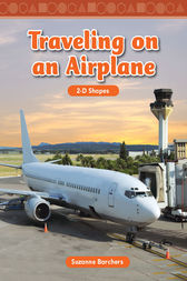 Traveling on an Airplane by Suzanne Barchers