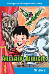 Amazing Animals by Cathy Mackey Davis