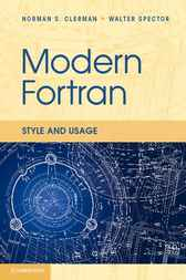 Modern Fortran by Norman S. Clerman