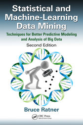 Statistical and Machine-Learning Data Mining (ebook) by
