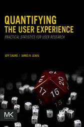 Quantifying the User Experience by Jeff Sauro