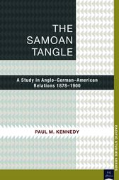 The Samoan Tangle by Paul Kennedy
