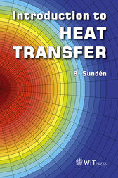Introduction to Heat Transfer by B. SUNDÉN