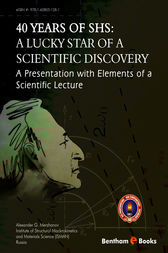 40 YEARS OF SHS A LUCKY STAR OF A SCIENTIFIC DISCOVERY by Alexander G. Merzhanov